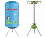Máy sấy quần áo Hitachi tròn LH