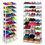 Giá để giày dép 10 tầng