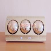 Đèn sưởi phòng tắm Kottmann 3 bóng K3B - G