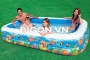 Bể bơi mini Intex kích thước 305x183x56 cm