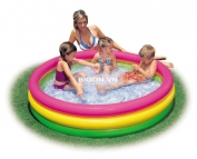 Bể bơi mini Intex kích thước 147x33 cm