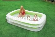 Bể bơi mini Intex kích thước 262x175x56 cm