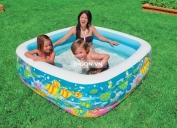 Bể bơi mini Intex kích thước 159x159x50 cm
