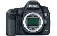 Máy ảnh Canon 5D Mark IV, 36Mp, quay phim 4K, sắp trình làng