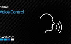GoPro 5 cách sử dụng tính năng Voice Control