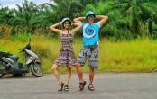 Cặp Đôi Tung Hoành Khắp Châu Á Với Bộ Ảnh Chụp 'Trăm Nơi Như Một'