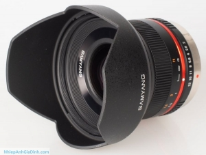 samyang 12mm f2.0 ncs cs e mount