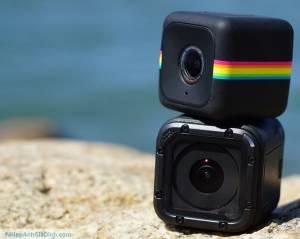Polaroid Cube plus action camera wifi