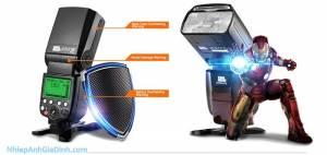 Flash Pixel X800 Đèn Máy Ảnh