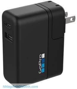 Super Charger GoPro 5 chính hãng giá
