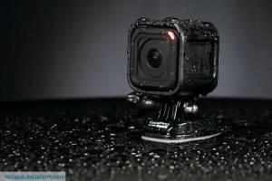 Camera hành trình Gopro 5 Session máy quay