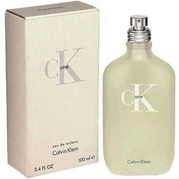 Calvin Klein CK One EDT 100ml (unisex)