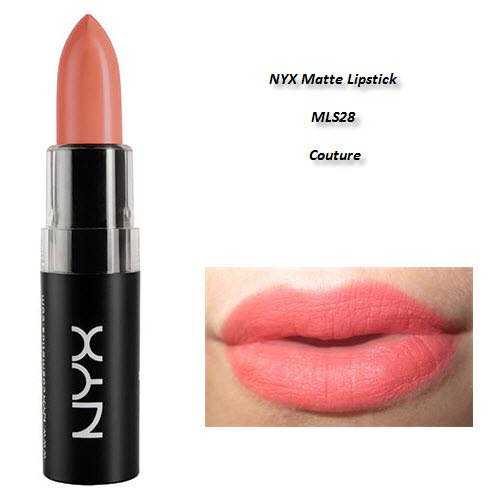 Son Nyx Matte Couture MLS28
