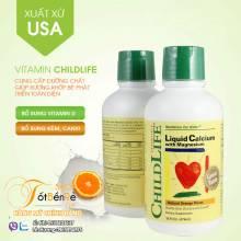 ChildLife Liquid Calcium giúp bé tăng chiều cao 474ml