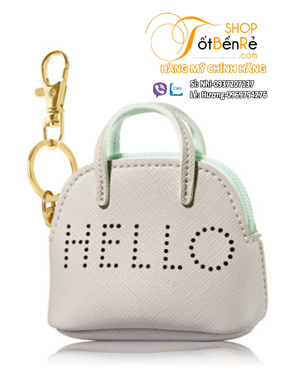 Holder túi đựng gel rửa tay Hello mini bag