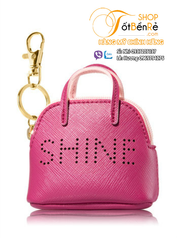 Holder túi đựng gel rửa tay Shine mini bag