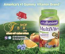 Kẹo dẻo Vitafusion MutiVites 250 viên