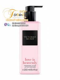 Perfume Lotion Sữa Dưỡng Thể Love is Heavenly 250ml