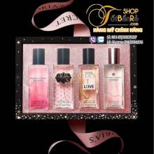 Gift set VS 4 perfume mist 75ml