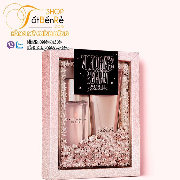 Gift set Bombshell Seduction Victoria Secret 2 pcs