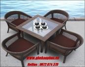 Bộ bàn ghế cafe BP178
