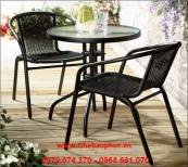 Bộ bàn ghế cafe BP185