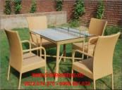 Bộ bàn ghế cafe BP183