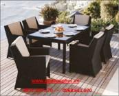 Bộ bàn ghế cafe BP179