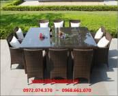 Bộ bàn ghế cafe BP184