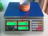 Cân điện tử đếm ALC 15kg/0,5g