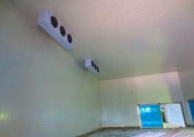 Lắp đặt kho lạnh bảo quản sữa tại KCN Từ Liêm