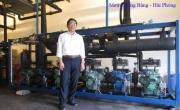 Phục hồi và nâng cấp hệ thống lạnh chuỗi siêu thị METRO