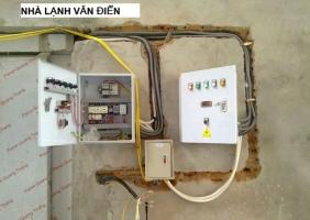 Lắp đặt kho lạnh phục vụ hệ thống nhà tang lễ Hà Nội