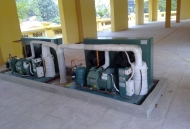 Công trình nhà lạnh Hà Nội