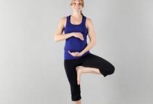 Gợi ý những động tác yoga cho bà bầu