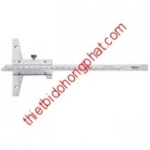 Thươc đo sâu cơ khí 527-204 (0-600mm/0.05mm)