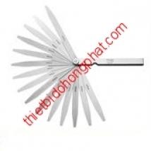 Bộ dưỡng đo khe hở 184-307S (0.03-0.5mm/13 lá)