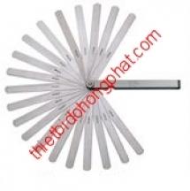 Bộ dưỡng đo khe hở 184-304S (0.05-1mm/20 lá)