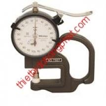 Thước đo độ dày đồng hồ 7327 (0-1mm/0.001mm)