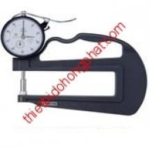 Thước đo độ dày đồng hồ 7321 (0-10mm/0.01mm)