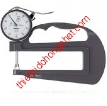Thước đo độ dày đồng hồ 7323 (0-20mm/0.01mm)