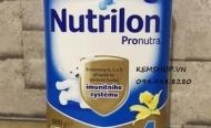 Cung cấp sữa Nutrilon,...