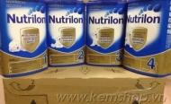 Công dụng sữa Nutrilon...