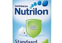 Sữa bột số 1 tốt nhất cho trẻ