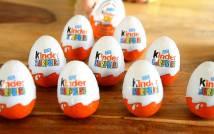 Trứng Kinder Supprise