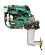 Động cơ thủy VOLVO PENTA  D6-435I