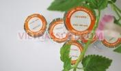 Giấy cảm nhiệt dùng cho máy POS và siêu thị K80 đường kính 45mm