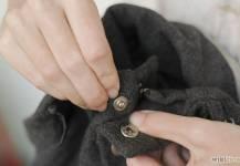 Cách giặt áo dạ không bị xù lông bằng tay đơn giản!