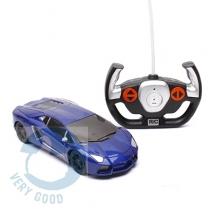 Ô tô điều khiển từ xa Lamborghini Aventador tỉ lệ 1:24