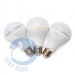 5W-bộ 3 bóng đèn tiết kiệm điện siêu sáng
